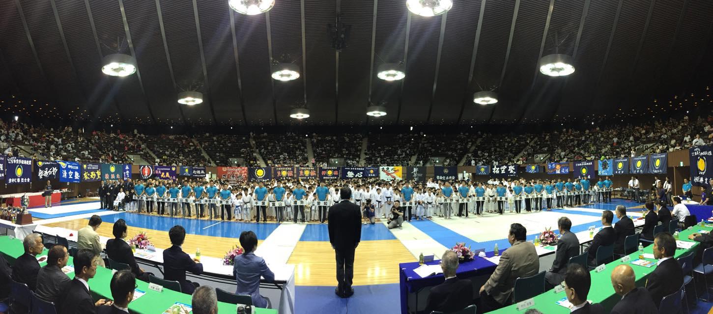 第16回松涛連盟全国空手道選手権大会